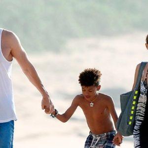 Heidi Klum salva a su hijo de morir ahogado en Hawai 29