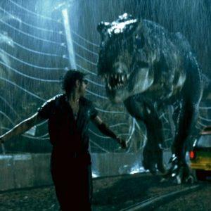 #Video Así construyeron el gigantesco Tiranosaurio Rex a tamaño real de Jurassic Park 24