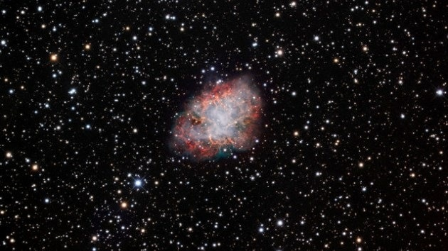 Bacterias del Pacífico conservan 'salpicaduras' de una supernova 9