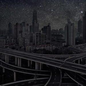 Principales ciudades del mundo completamente oscuras 25