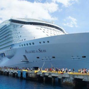 Lo que no se suele ver en el crucero más grande del mundo 20