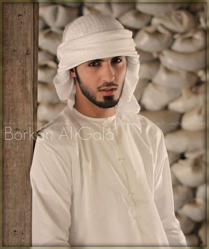 """Omar Borkan Gala Foto Facebook MUJIMA20130426 0031 29 - Expulsado de Arabia por ser""""demasiado guapo"""""""