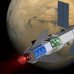 Combustible nuclear hará posible realizar viaje de ida y vuelta a Marte en 30 días 25