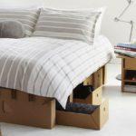 Decoración Eco Chic: Muebles hechos de cartón 10