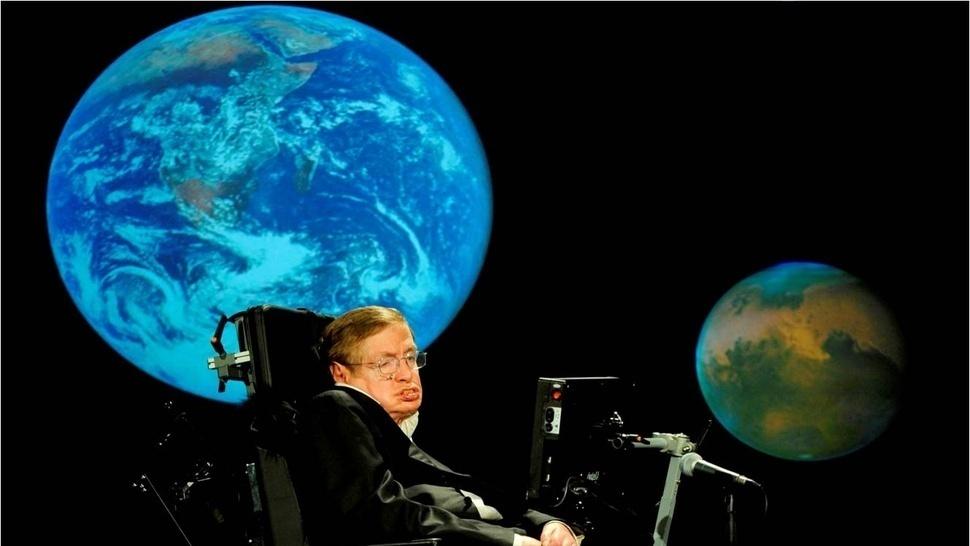 Stephen Hawking advierte de la destrucción de la Tierra y urge a colonizar el espacio 8