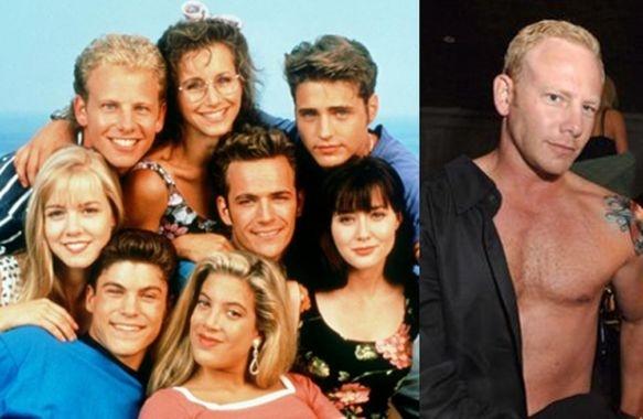 Ian Ziering, el actor de Beverly Hills 90210 que se convirtió... ¡en stripper! 5