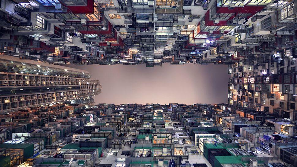 Espectaculares imágenes de edificios en perspectiva vertical 38