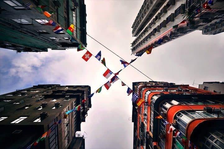Espectaculares imágenes de edificios en perspectiva vertical 41