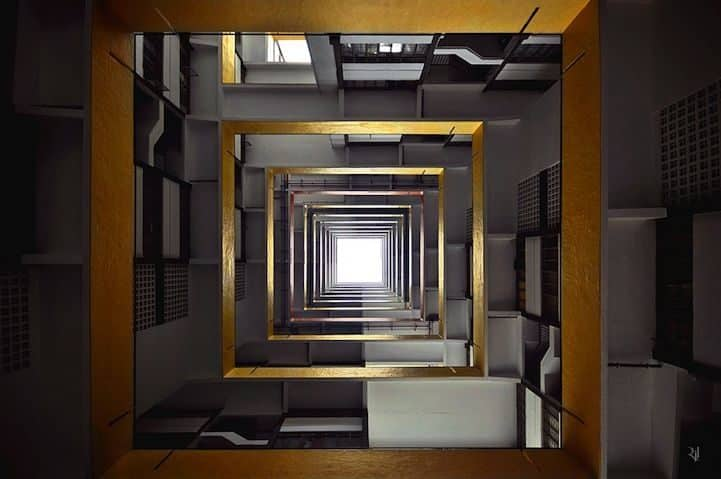 Espectaculares imágenes de edificios en perspectiva vertical 42