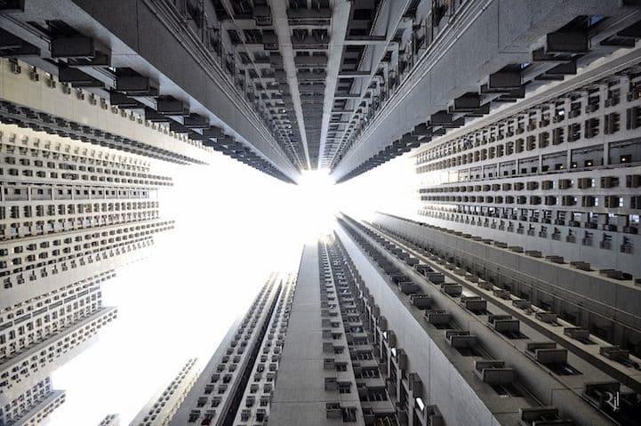 Espectaculares imágenes de edificios en perspectiva vertical 43
