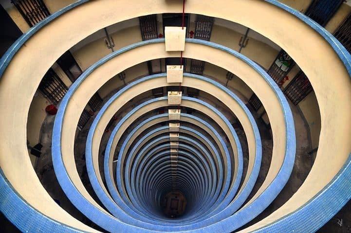 Espectaculares imágenes de edificios en perspectiva vertical 44