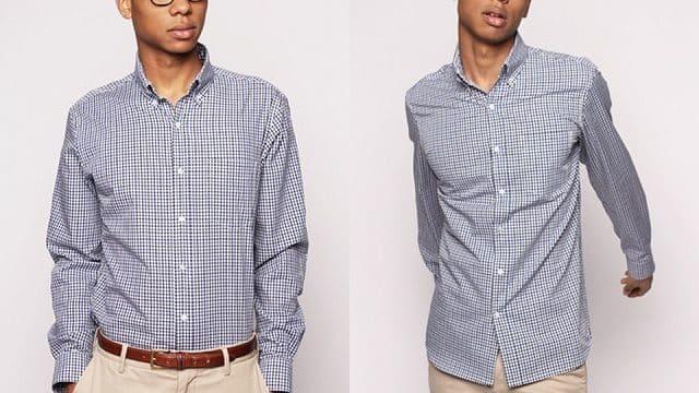 Esta camisa aguanta 100 días sin lavadoras, arrugas ni olores