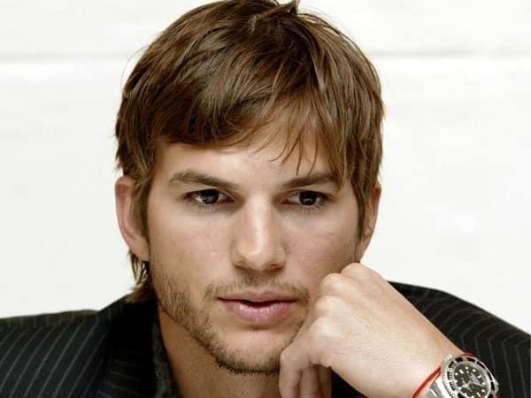 Ashton Kutcher huye de Demi Moore 2