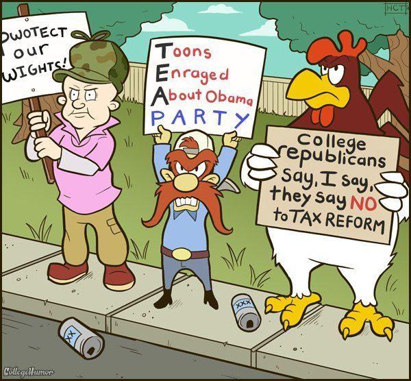 Dibujos animados en la Universidad 48