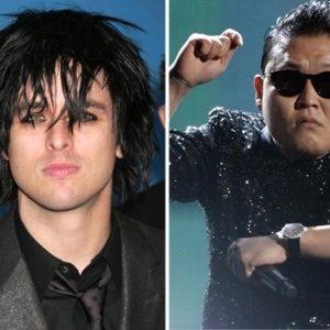 """El líder de Green Day, furioso con el creador del """"Gangnam Style"""": """"Es el herpes de la música"""" 26"""