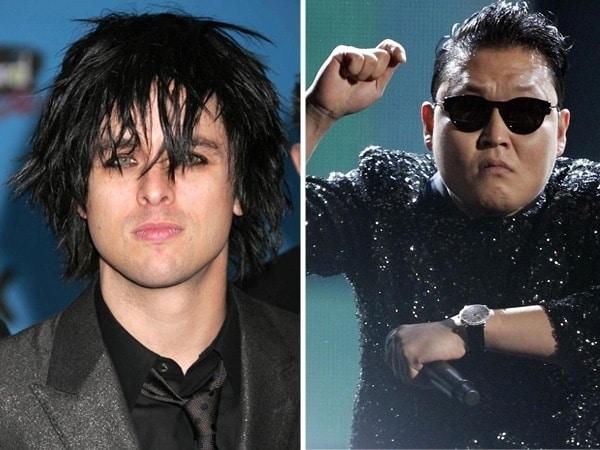 """El líder de Green Day, furioso con el creador del """"Gangnam Style"""": """"Es el herpes de la música"""" 2"""