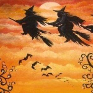 Prohíben volar a más de 150 metros a las brujas en un país africano 2