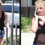 El tiempo pasa para todos: la celulitis de Britney Spears 9