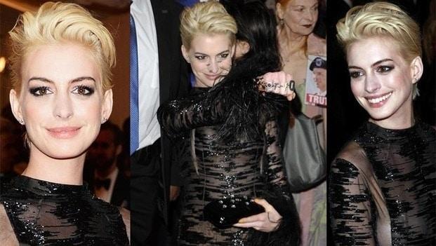 608fb94e8cfc1a9ed983cf78ce7bc06d - El radical cambio de look de Anne Hathaway