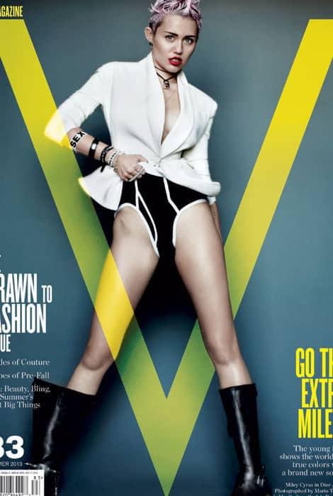 Miley Cyrus se destapa 14