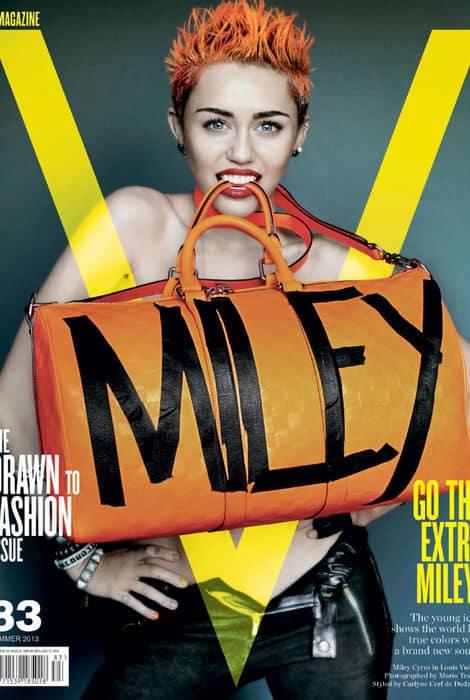 Miley Cyrus se destapa 16