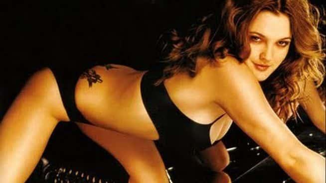 Drew Barrymore MDSIMA20120911 0201 4 - Los tatuajes más eróticos de las famosas