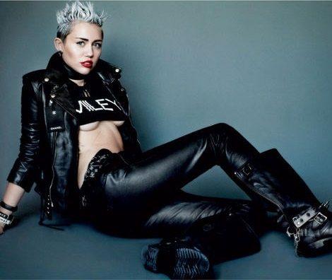 Miley Cyrus se destapa 19
