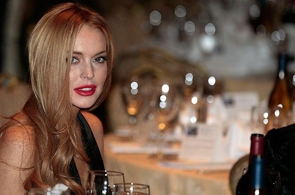 Lindsay Lohan escribirá un blog 2
