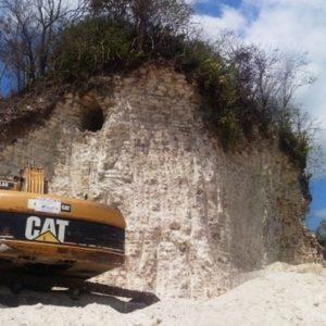 Destruyen una de las pirámides mayas más importantes de Belice 5
