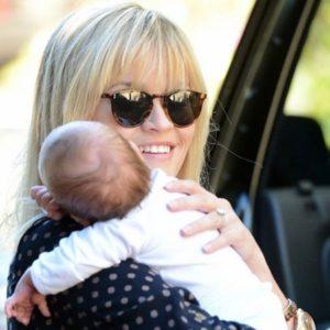 """Reese Witherspoon: """"Mi hijo me robó el cerebro"""" 4"""