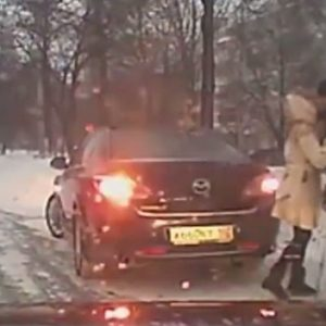 #Video Por fin un buen uso de las cámaras rusas: mostrar la bondad humana 17