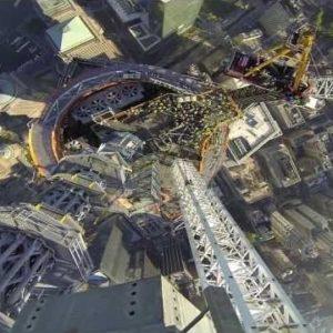 Sube al punto más alto de Nueva York con este vídeo de vértigo 11