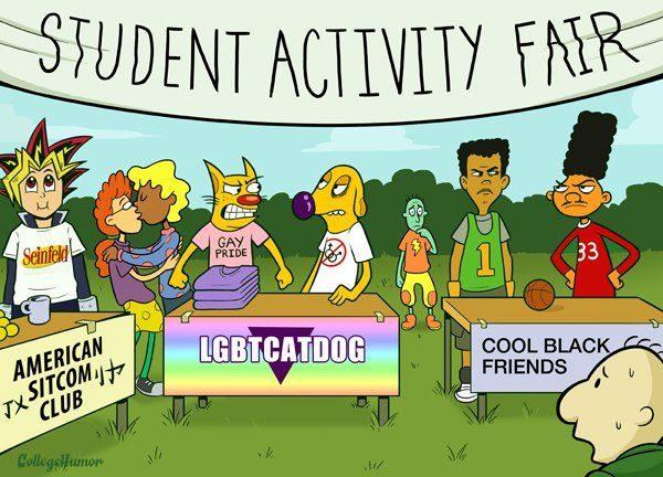 Dibujos animados en la Universidad 59