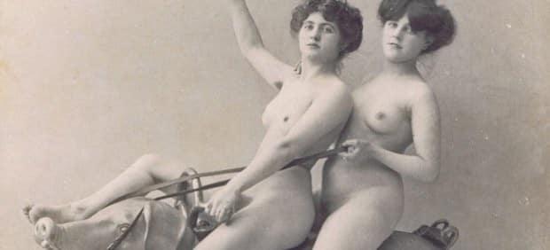 Cómo las fotos de desnudos cambiaron en 1900 la percepción del cuerpo humano 14