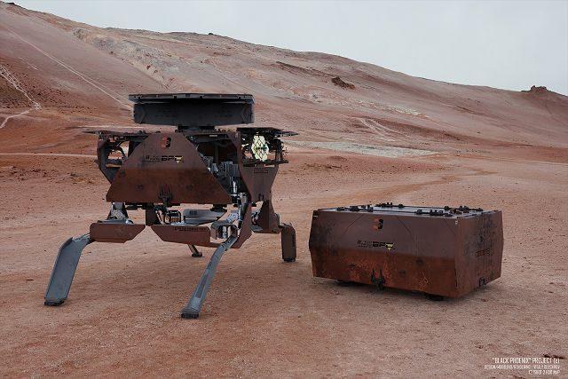 Las máquinas que nos asesinarán en el futuro, según Vitaly Bulgarov 17