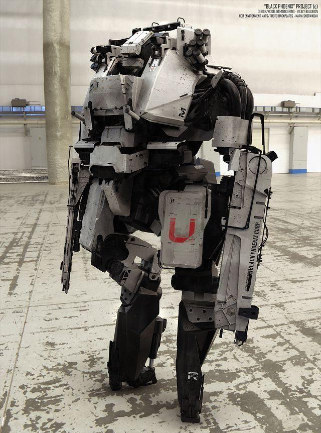 Las máquinas que nos asesinarán en el futuro, según Vitaly Bulgarov 21