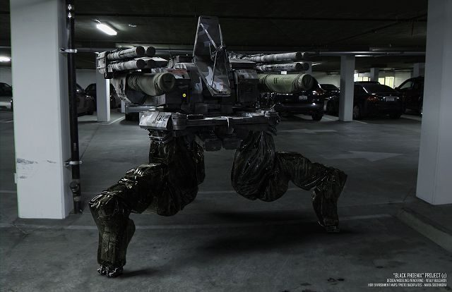 Las máquinas que nos asesinarán en el futuro, según Vitaly Bulgarov 23