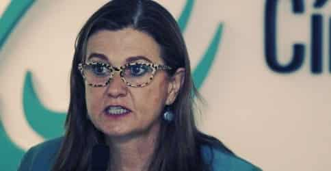 """La presidenta del Círculo de Empresarios llama """"parásitos"""" a los parados y pide abolir el salario mínimo 21"""