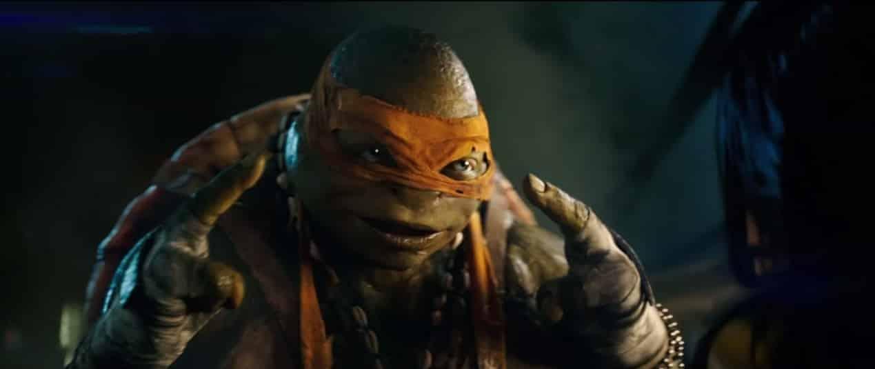Trailer en español de la nueva película de las Tortugas Ninja 9