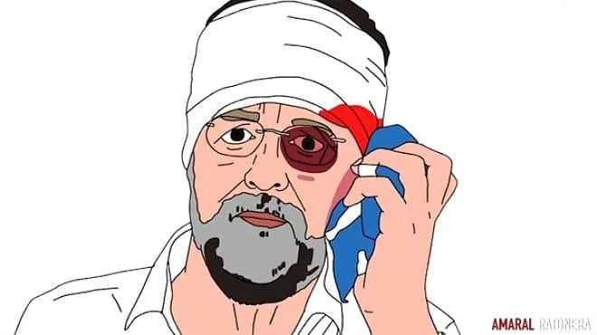6e01cdbb3bcf9e79b8711ea49b8f29fc - #Video de Amaral, contra los políticos en 'Ratonera'