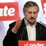 """Willy Meyer: """"El 25-M marca el principio del fin del bipartidismo y el efecto Syriza nos va a ayudar"""" 6"""