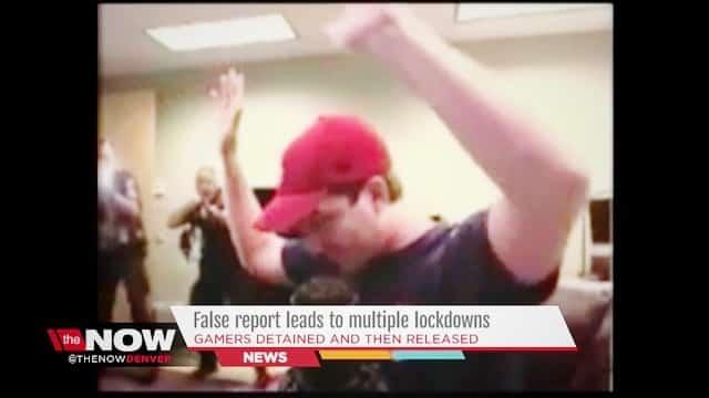 #Video SWATS asaltan su casa mientras jugaba a Counter Strike porque el vecino oyó disparos 13