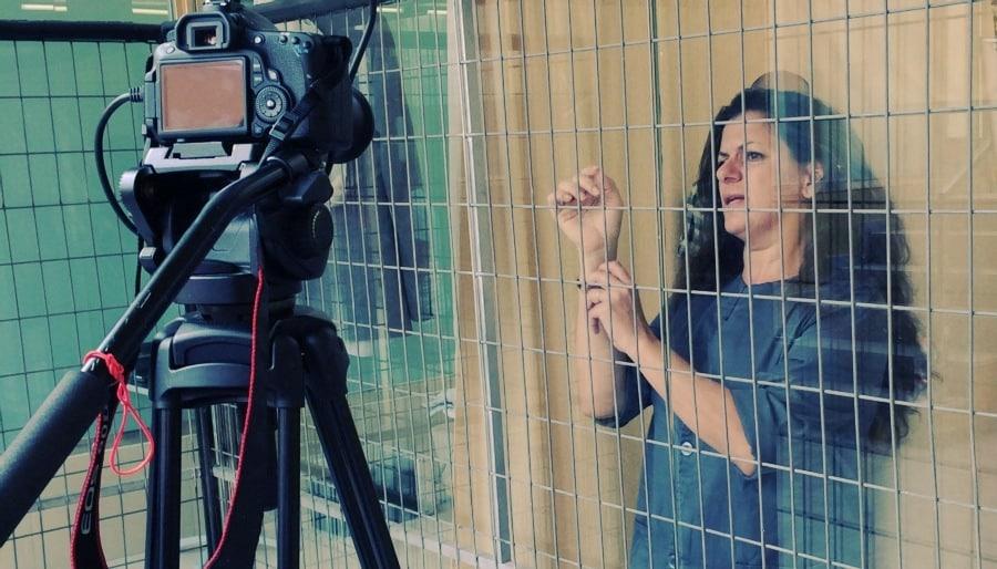 """#Video Trailer de """"Blanca"""" segundo cortometraje de Juan Peña 35"""