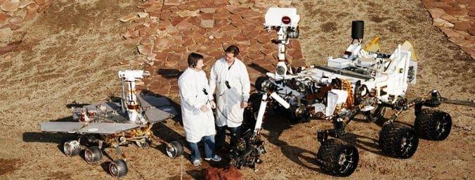 España prepara su propia misión a Marte 13
