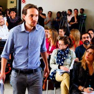 PP y PSOE ordenan a sus altos cargos rehuir el cara a cara con Pablo Iglesias en televisión 13