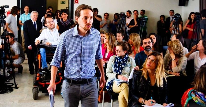 PP y PSOE ordenan a sus altos cargos rehuir el cara a cara con Pablo Iglesias en televisión 10