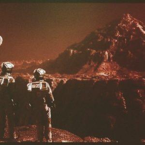 Un estudio de arquitectura alemán plantea colonizar Marte habitando cuevas de basalto 27