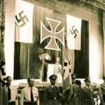 Celebración del Día de los Caídos en el Tivoli. (14 de marzo de 1943).