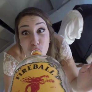 #Video Boda desde perspectiva de una botella de alcohol 32