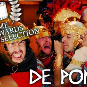 #Video La serie De Pontis es seleccionada en el festival Rome Web Awards y supera los 100.000 visionados 23